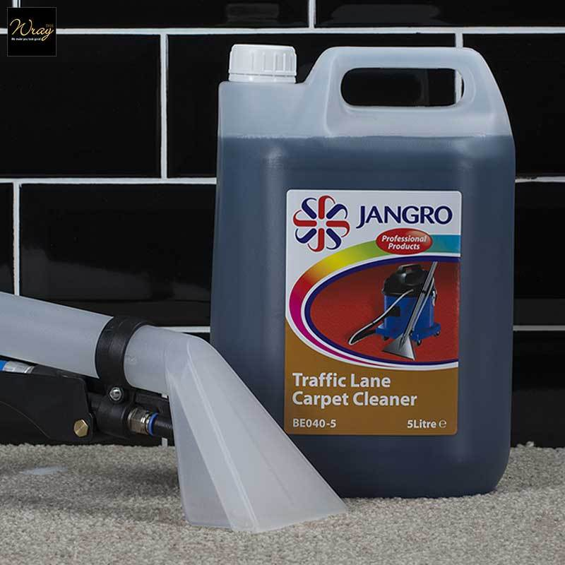Jangro Traffic Lane Carpet Cleaner