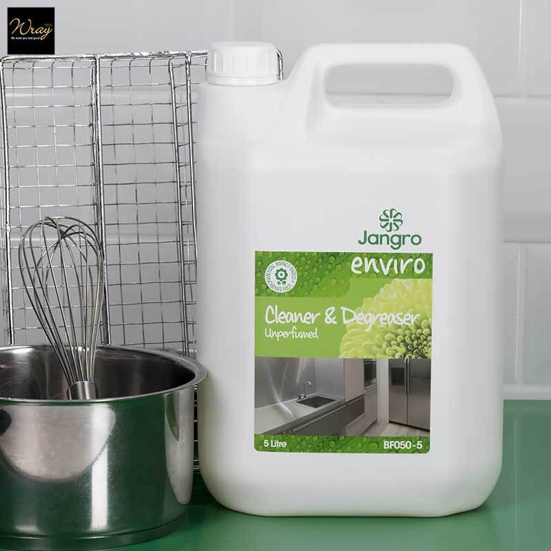 Enviro Cleaner & Degreaser Unperfumed, 5 litre