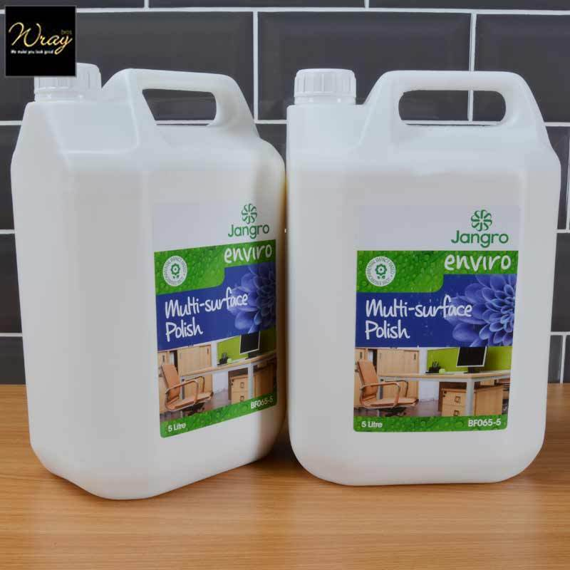 Jangro Enviro Multi-Surface Polish, 5 litre