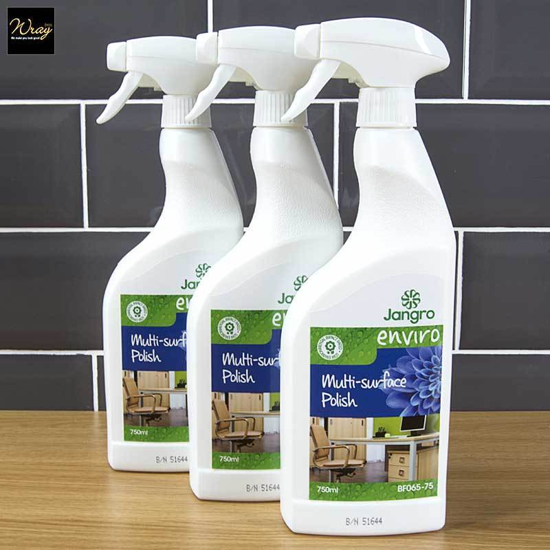Jangro Enviro Multi-Surface Polish, 750ml