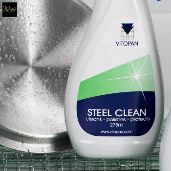 Vitopan Steel Cleaner 275ml