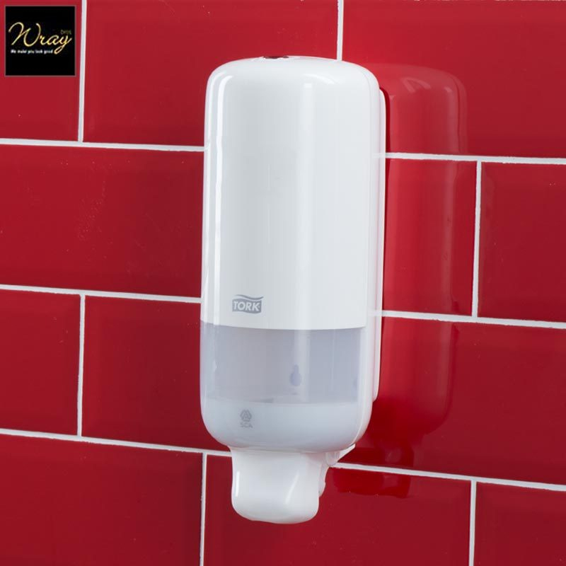 Tork Foam Soap Dispenser White 561500