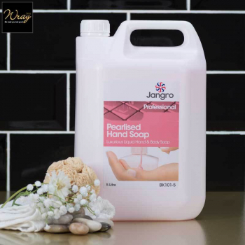 Jangro Pearlised Hand Soap, 5 litre