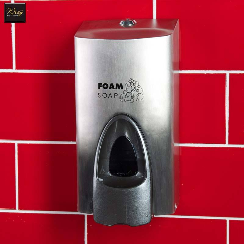 Stainless Steel Foam Soap Dispenser