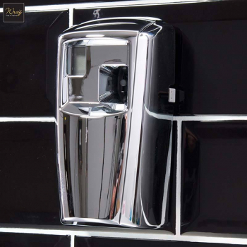 Chrome Microburst 3000 Dispenser