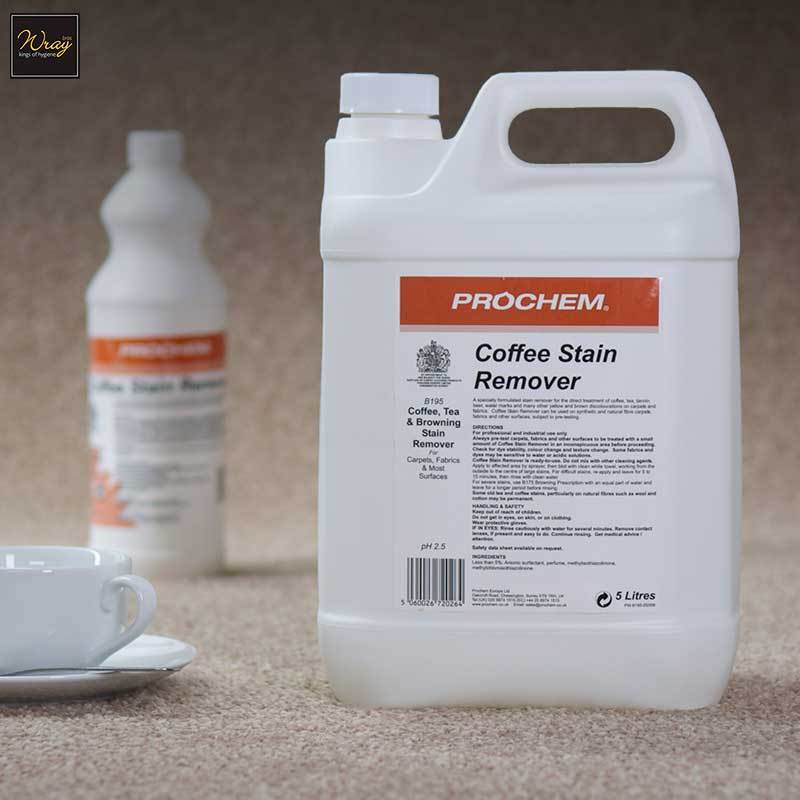 Prochem Coffee Stain Remover, 5 litre