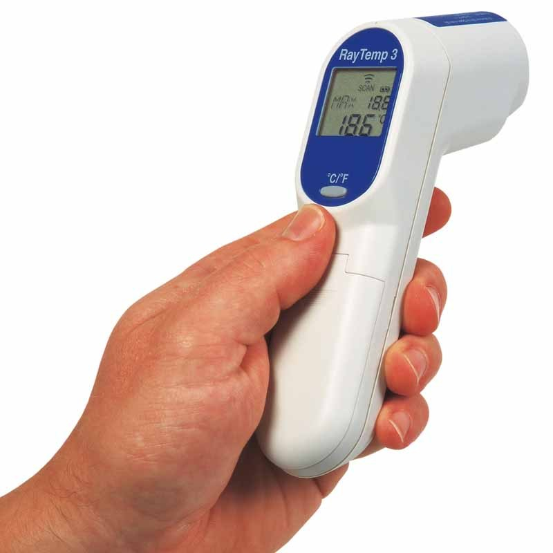 RayTemp 3 Infrared Thermometer