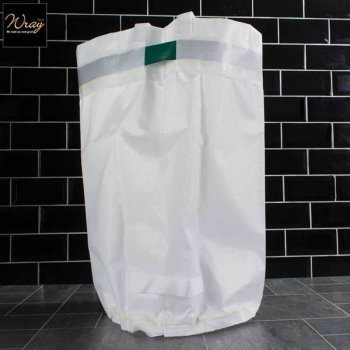 The Bin Bag - White