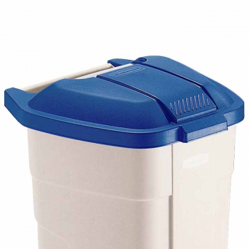 Mobile Container Lids Blue