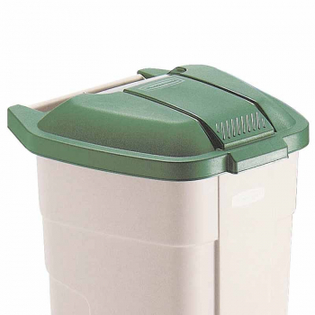 Mobile Container Lids Green