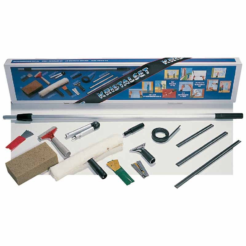 Kristalset Window Cleaning Kit