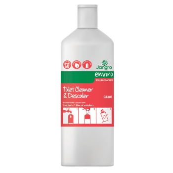 Empty Bottle for Toilet Cleaner & Descaler Sachets