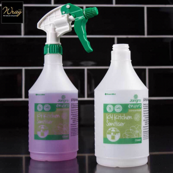 Trigger Bottle for Enviro K4 Kitchen Sanitiser