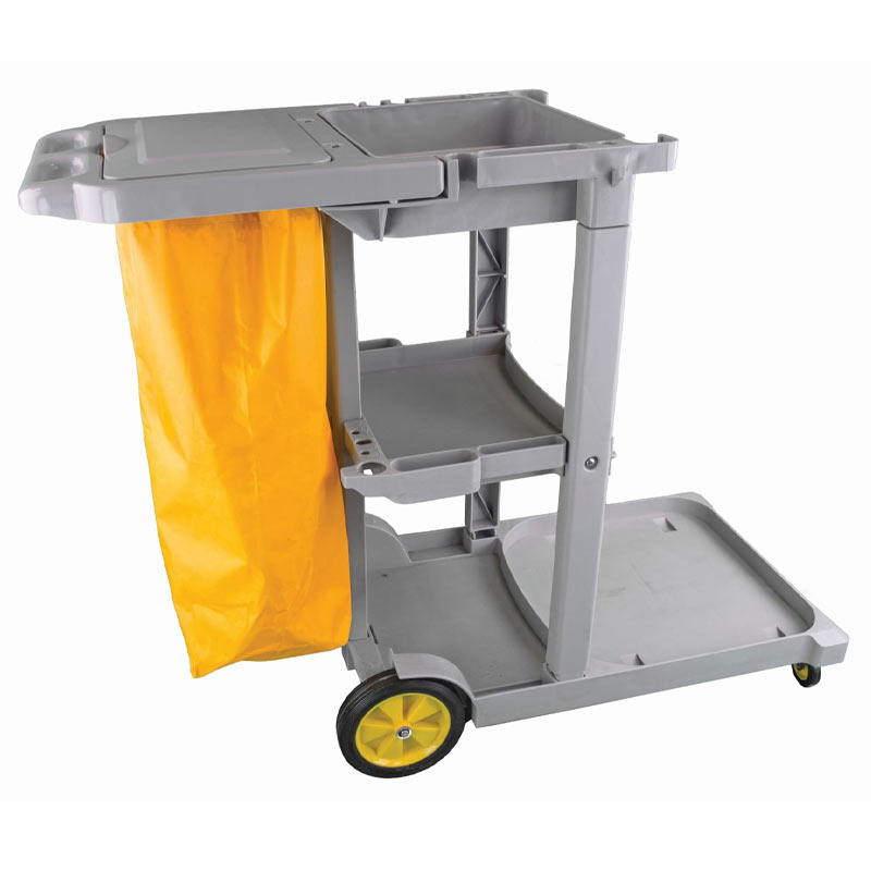 Jolly Trolley Janitorial Cart