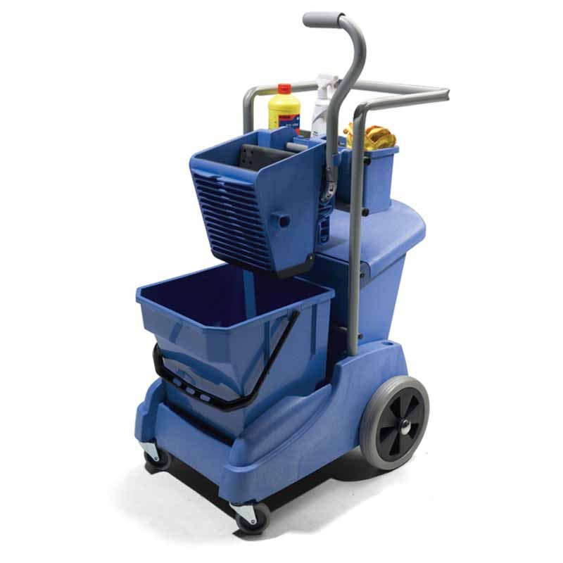 Rapid Response Cleaning Trolley Single Mop