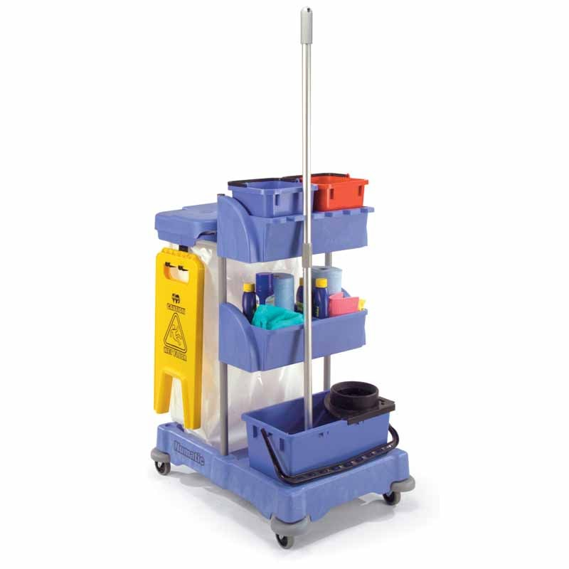 Xtra Compact XC1 Service Trolley Complete