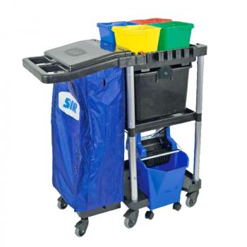 SYR Space Saver Trolley Bundle Kit