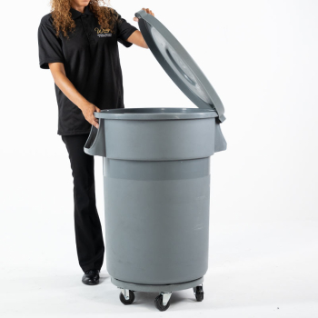 SYR Space Saver Trolley Mobile Waste Bin