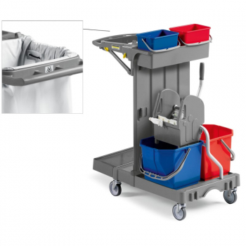 Karcher Sack III Cleaning Trolley