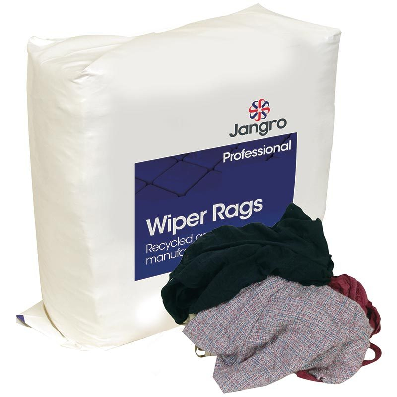 Rags Green Label x 10kg
