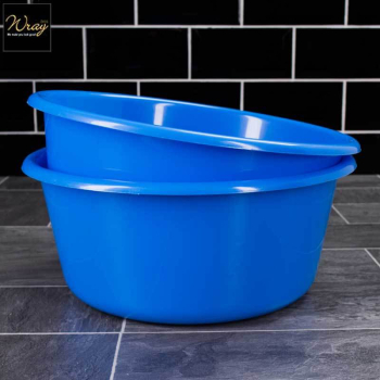 Washing up Bowls Blue