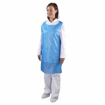 Disposable Poly Apron on Roll