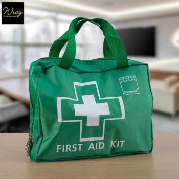 70 Piece First Aid Kit Bag