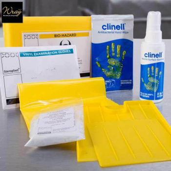 Bio Hazard Kit 1 Treatment