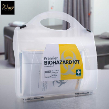 Bio Hazard Kit Three Applications