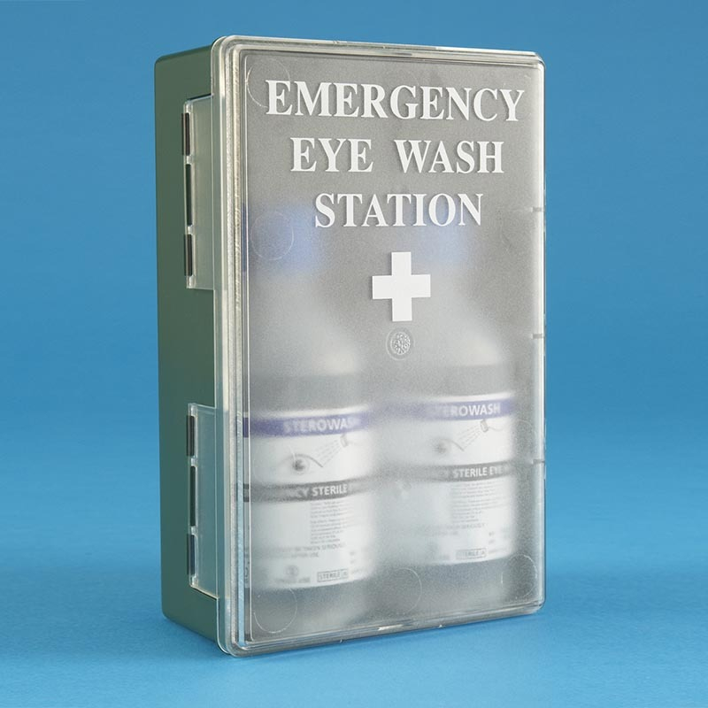 Emergency Eyewash Cabinet