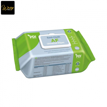 PDI Universal Wipes x 200 Soft Pack Alcohol Free