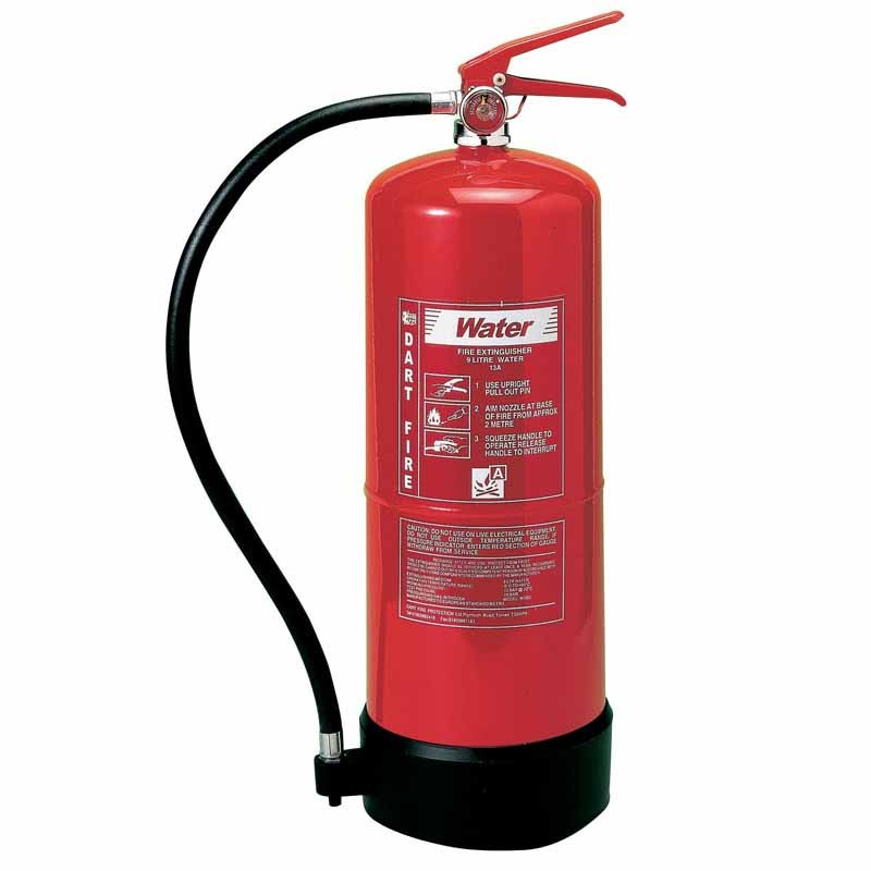 Water Fire Extinguisher, 9 Litre