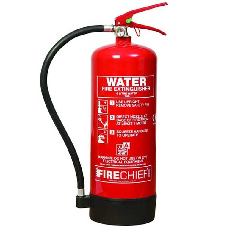 Water Extinguisher 6L