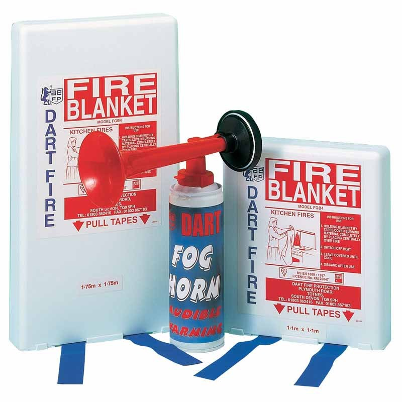 Fire Alarm Horn, Portable
