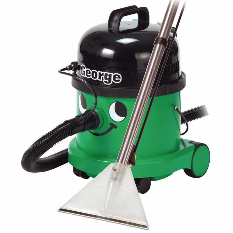 Numatic George Carpet Cleaner, Wet & Dry Vacuum