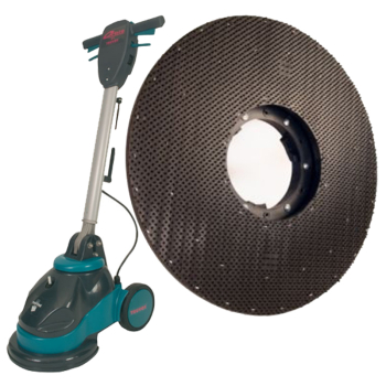 Compact Orbis Rotary Scrubber Drive Disc