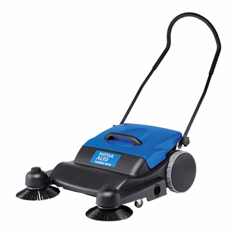 Nilfisk Alto Floortec 480M Manual Sweeper