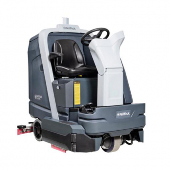 Nilfisk Ride-on Scrubber Dryer SC6000