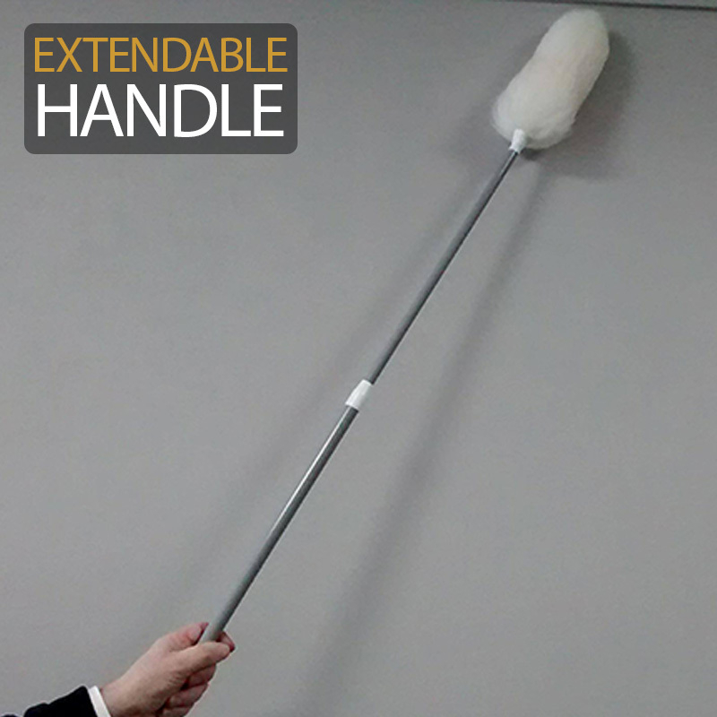 Extending Lambwool Duster