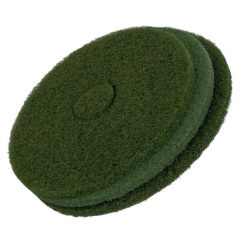 Green 18 inch Rotary Floor Pad