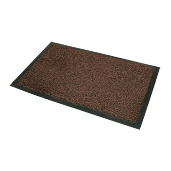 Frontline Mat 90 x 150cm Brown Black