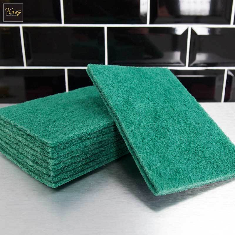 Large Contract Scouring Pad x 10