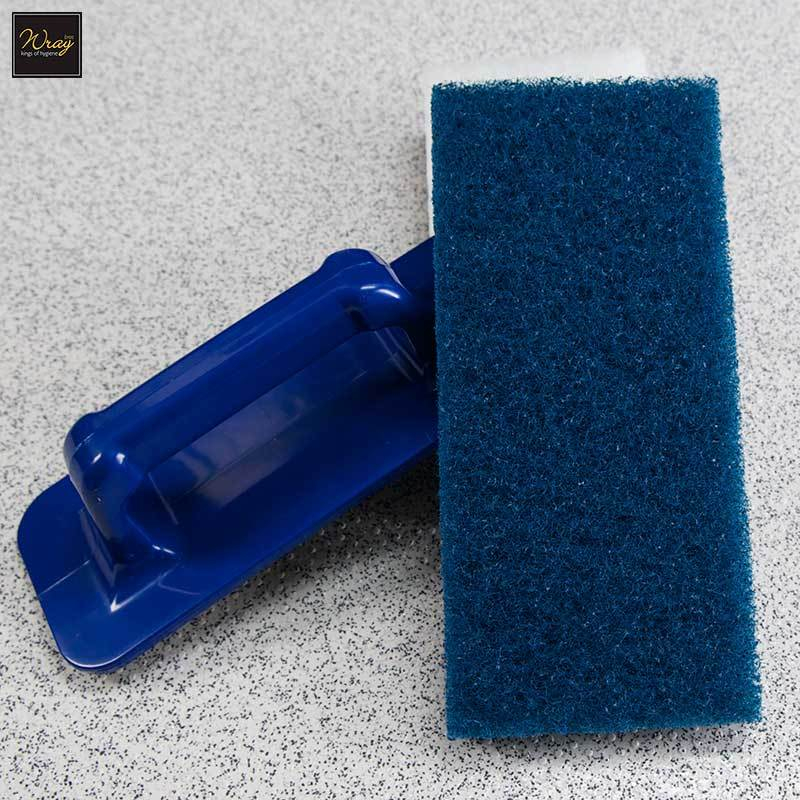 Octopus Pad Blue Medium Duty