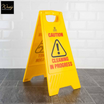 Wet Floor Sign | Workplace Safety Signs - Wray Bros