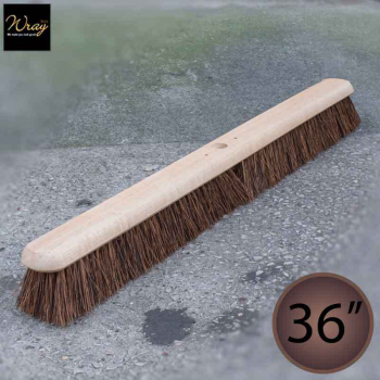 36'' Medium/Stiff Bassine Broom Head