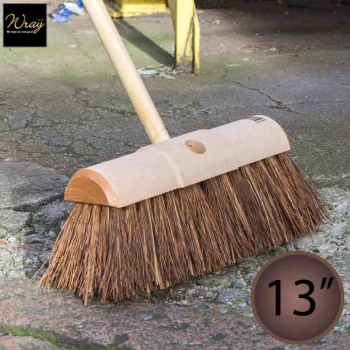 Yard Brush 13'' Bass Yard Broom