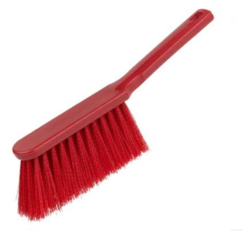 Soft Banister Brush B1060 Red 275mm