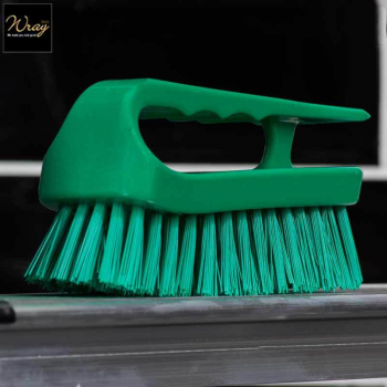 Hand Scrubbing Brush ST8 Green