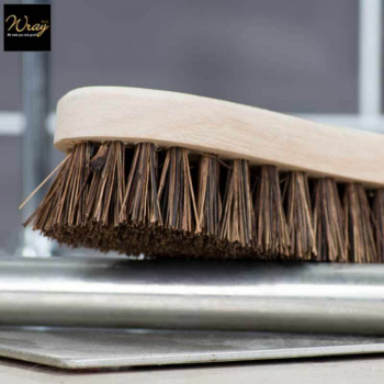 Wooden Hand Scrub Brush