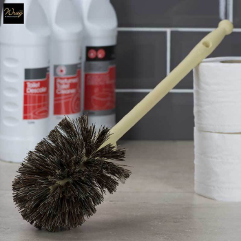 Stiff Domed Head Toilet Brush